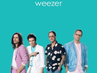Album Review: Weezer - 'Weezer' (Teal Album)