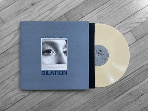 Dilation | Limited Edition Marbled Cream Vinyl Signed