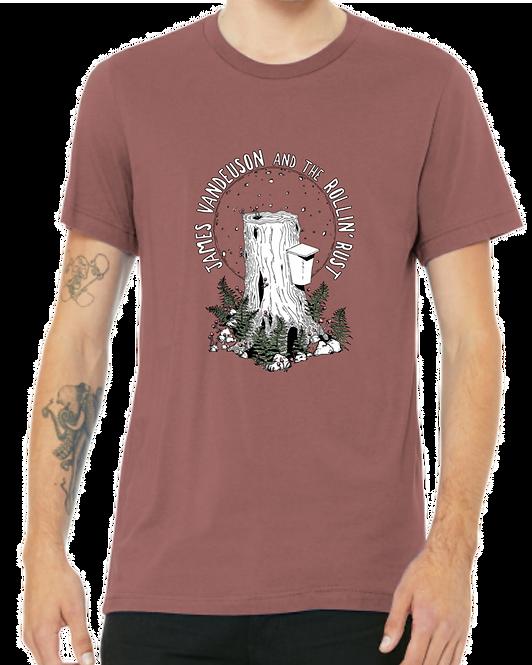 Rollin' Rust Band T-Shirt