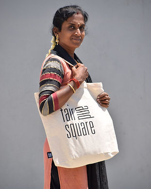 Vasanthi - Flat Bottom Bag