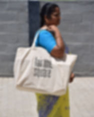 Lakshmi - Shopping Bag