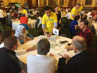 citizenAID delivers demonstrations in Scotland