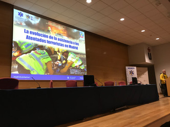 citizenAID Presented at International Conference