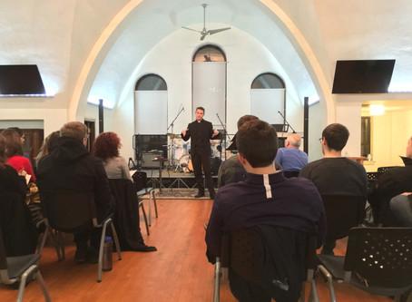 Church Planting Through Death