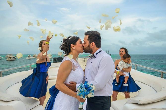 Tu Boda soñada sobre el mar de Punta Cana
