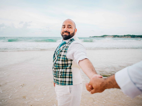 Sesion Post Boda en Punta Cana- Same Sex