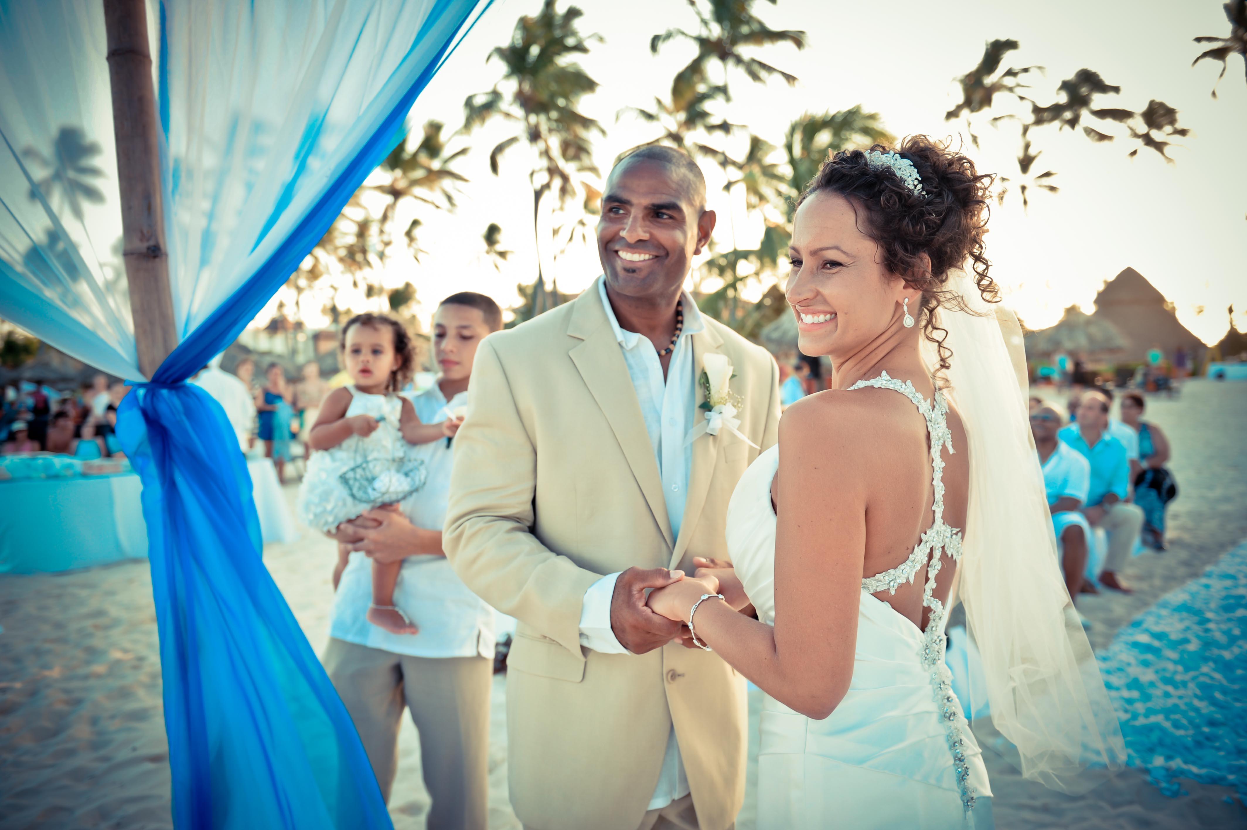 Fotos de boda en Punta Cana