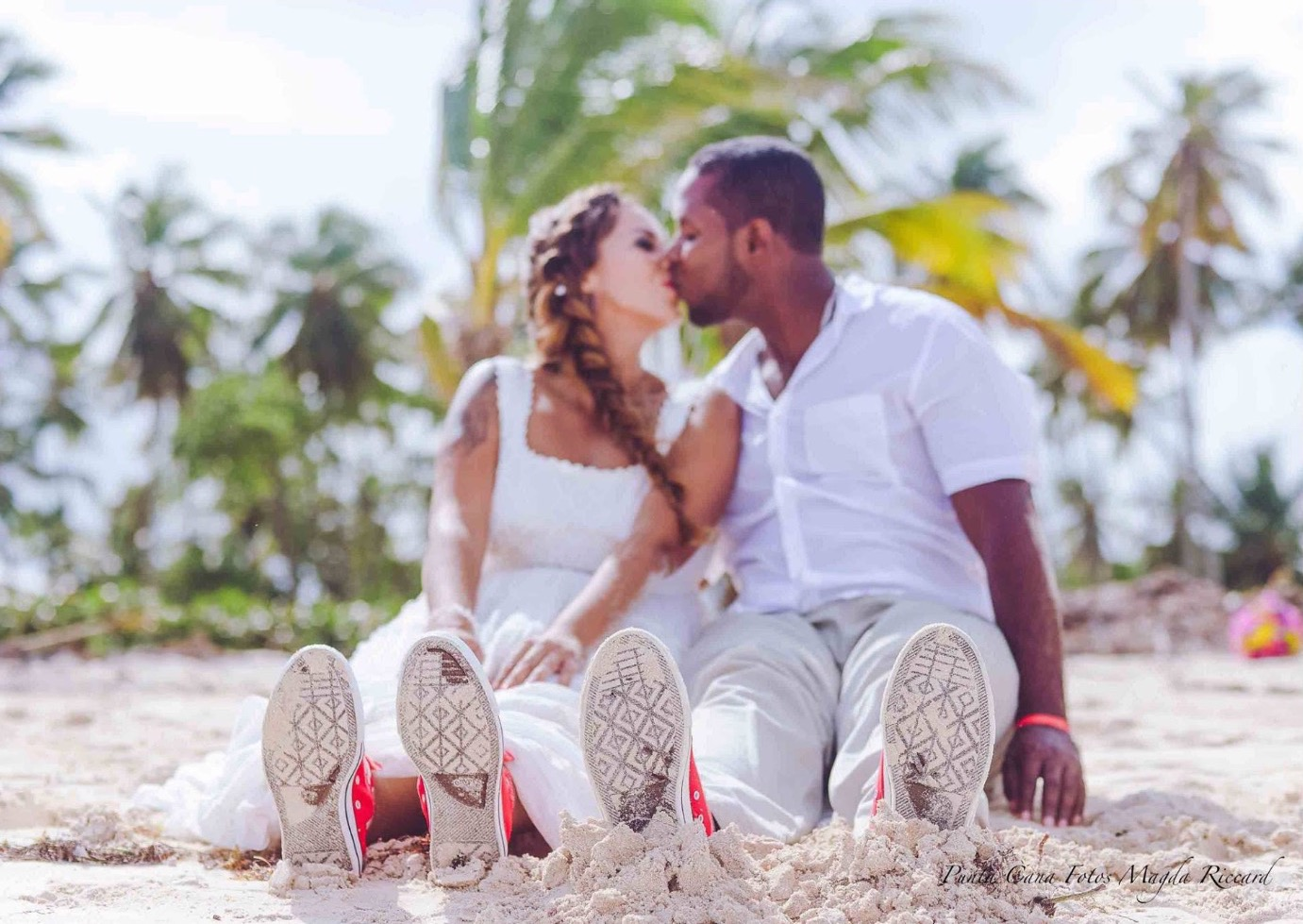 sesion de foto en Punta Cana