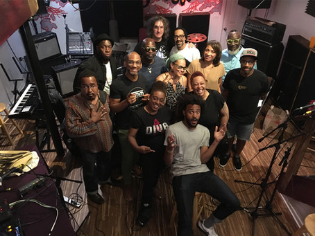 Behind the Scenes: King Britt @ The Boom Room - Sylk 130 Reunion