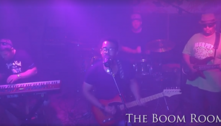 New at The Boom Room: HD Live Stream Webcasting