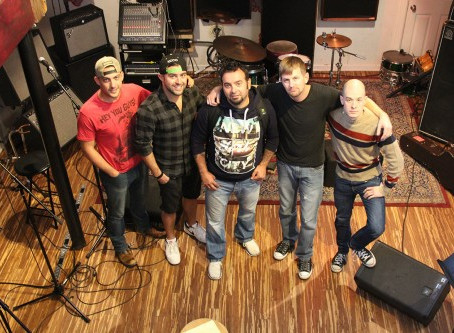 Rehearsals with Chris Kirkpatrick of NSYNC