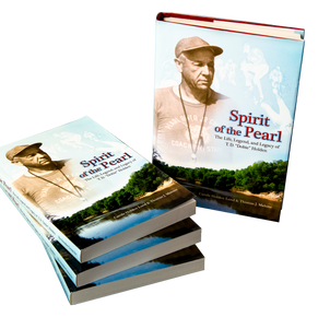 """Spirit of the Pearl: The Life, Legend and Legacy of T.D. """"Dobie"""" Holden"""