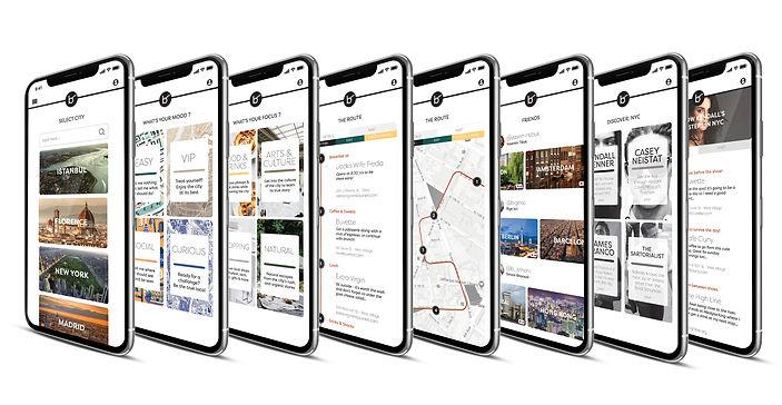 Beagle App Screens