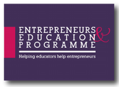 Entrepreneurs Education Programme