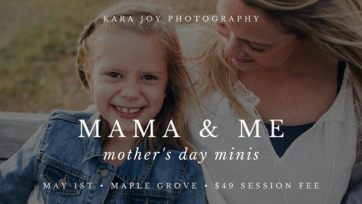 Mothers Day Mini Sessions_Kara Joy Photo
