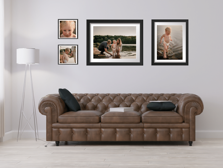 How to Design a Gallery Wall for Free with Canva
