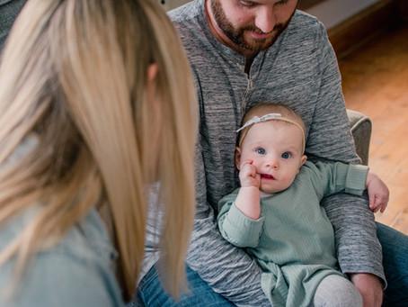 Adventurous Family Photos in Minneapolis: The Robbins