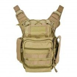 VISM® by NcSTAR® PVC FIRST RESPONDERS UTILITY BAG/TAN