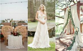 Wedding trends for 2018 we love!!