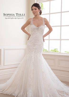 Discounted affordable wedding dress at Amour bridal in Cedar Park, TX