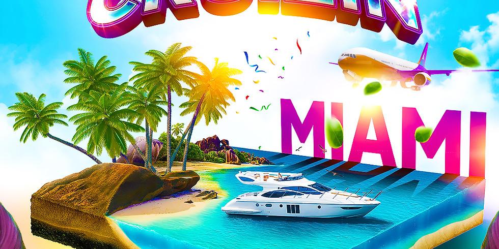 """Rum and Music """"Cruizin"""" Miami Beach"""