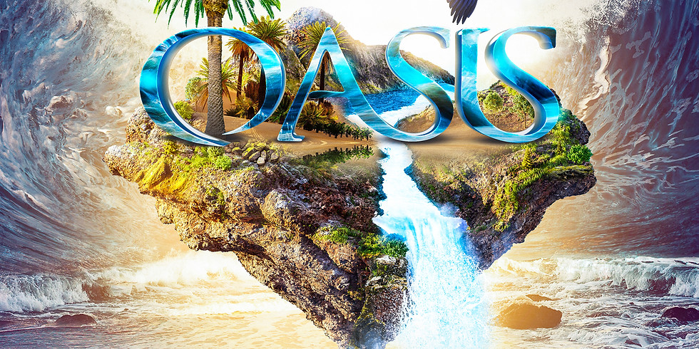 Oasis : A Beach Cooler Experience