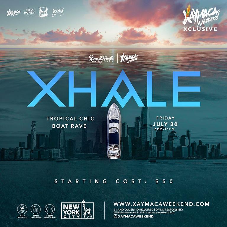 Xhale Boatride
