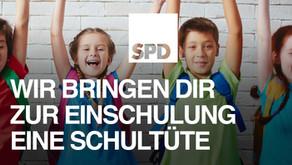 Aktion zur Einschulung der SPD Taunusstein