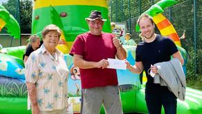 SPD übergibt finanzielle Unterstützung an den Ferienspaß in Taunusstein