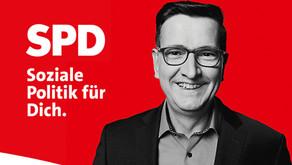 Donnerstag: Roter Feierabend mit Martin Rabanus und Michael Ebling in Taunusstein