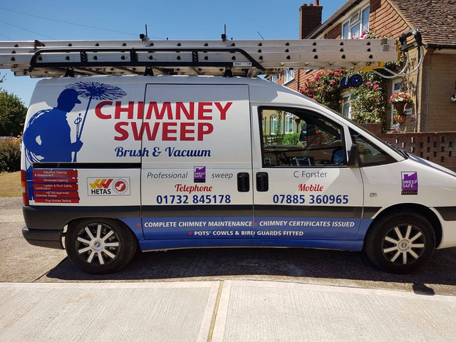 Craig Forster Chimney Sweep