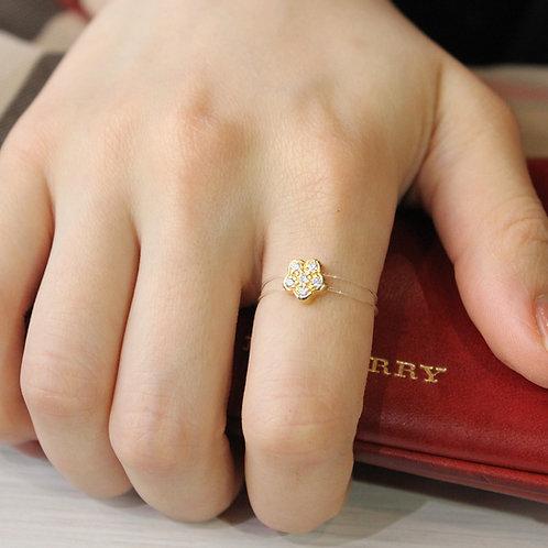 Flower 5 Ring