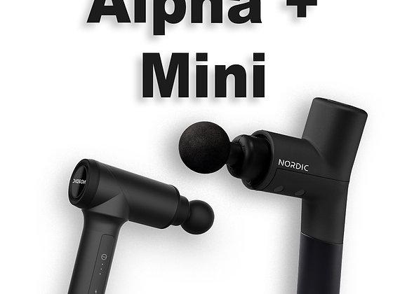 Alpha + Mini
