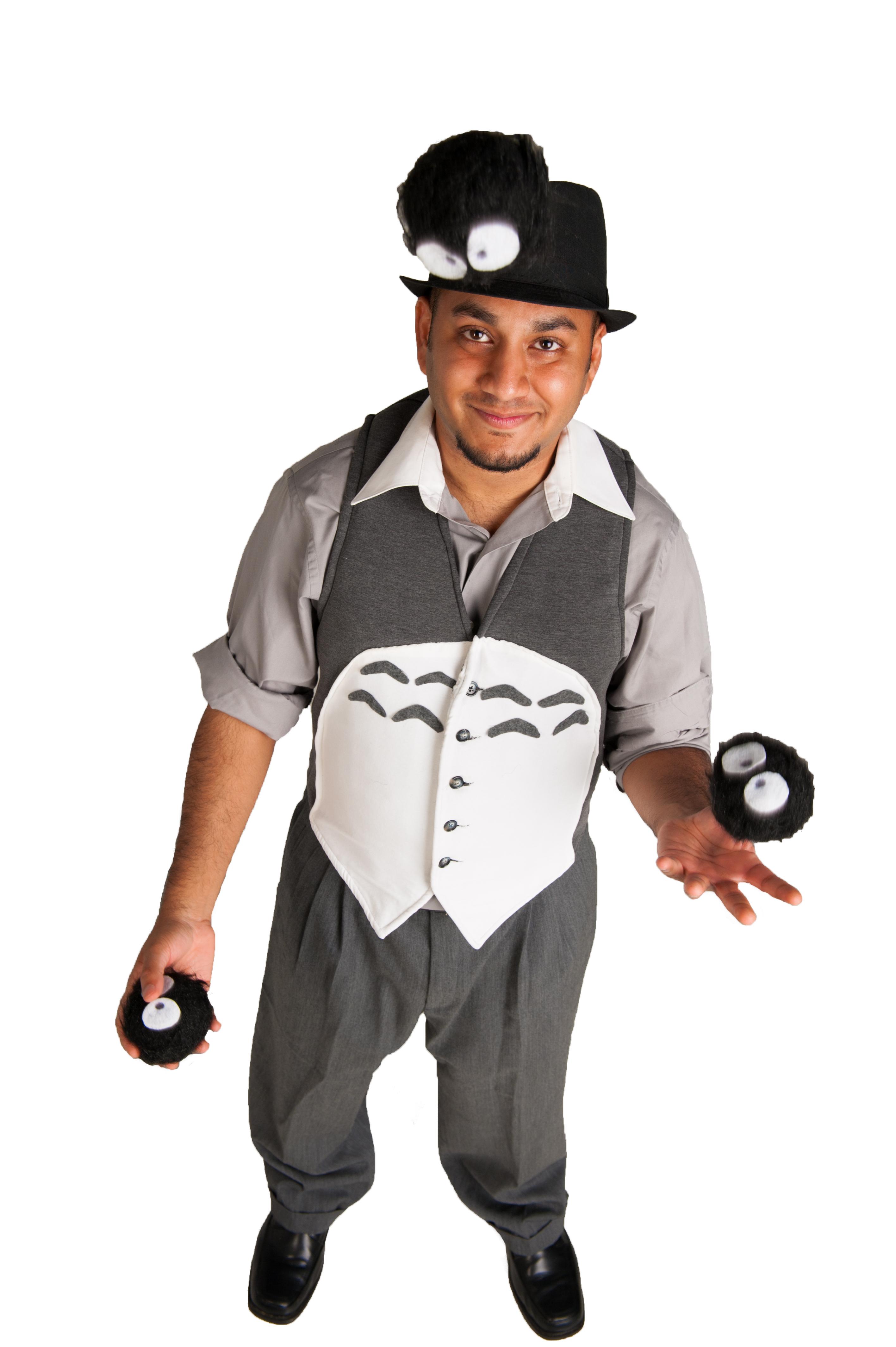 Totoro (Gentleman version)
