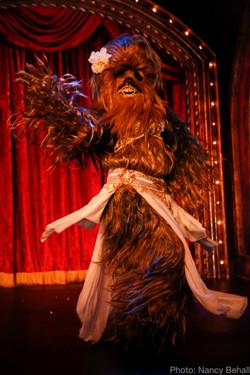 Bellydance Wookie