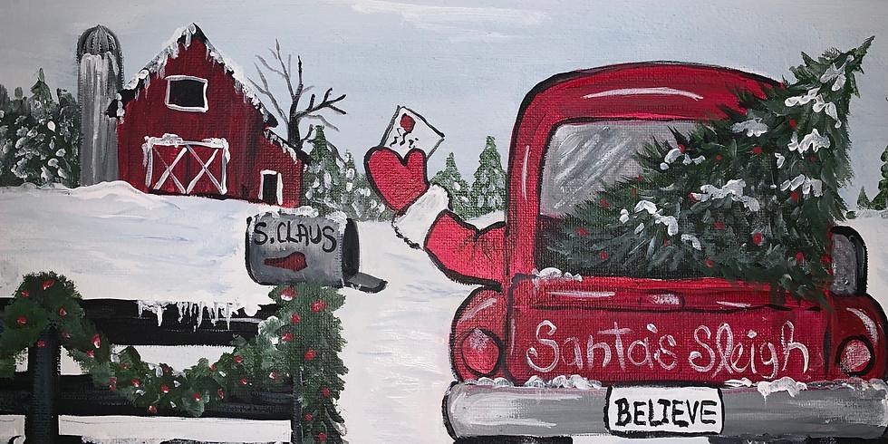 FULL- Santas Farm Private Party (now open to public!)