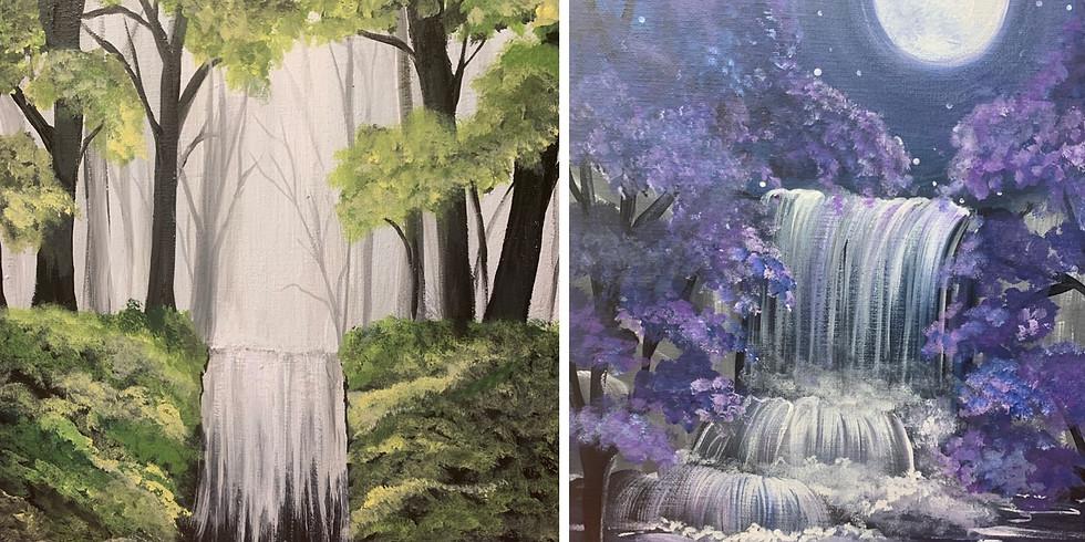 Choose a Waterfall
