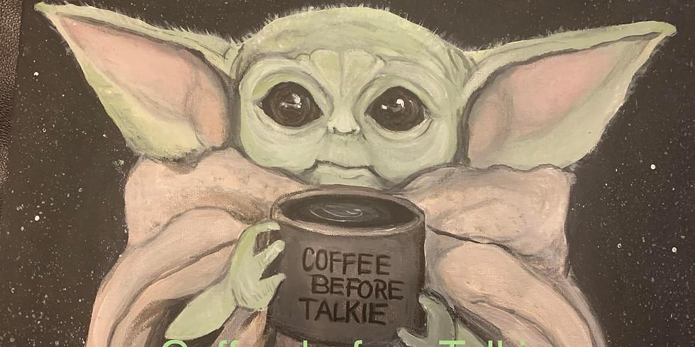 Coffee Before Talkie at BG Vineyard