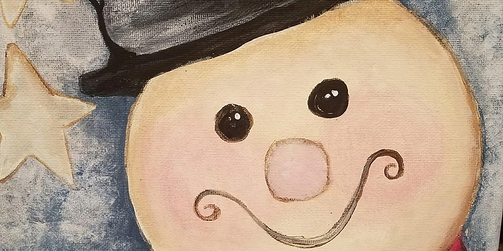 Country Snowman