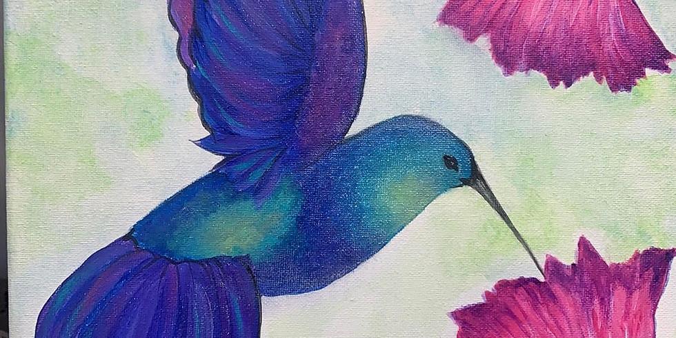 SOLD OUT Hummingbird at Bluegrass Vineyard