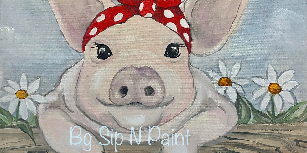Sold out Petunia the Pig at 643