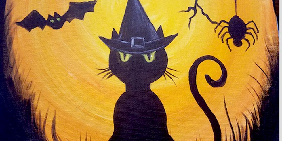 Halloween Kitty @ Mariah's