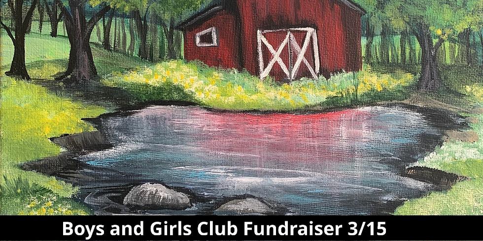 BG Boys & Girls Club Fundraiser-  Spring Barn