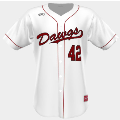 Dawgs Authentic On Field Home Jersey