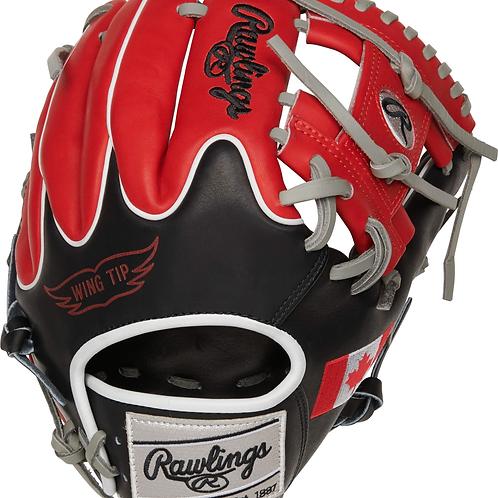 Rawlings HOH Go Canada Go Glove PRO204W-2CA