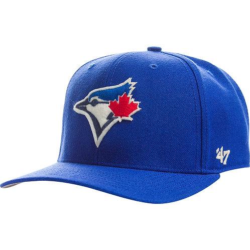 47' Brand Blue Jays Adjustable Cap 7HAOTS