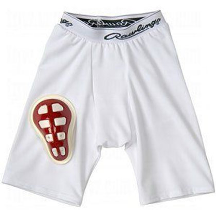 Rawlings Compression Shorts with cup