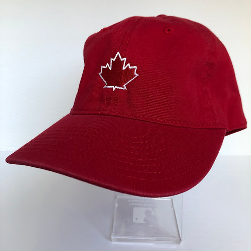 Dawgs Champion Maple Leaf Cap