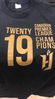 CPL Champions Tshirts