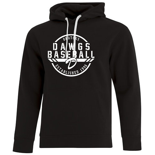 Dawgs Ultra Soft Black Hoody